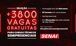 PROCESSO SELETIVO CURSO TÉCNICO SEMIPRESENCIAL